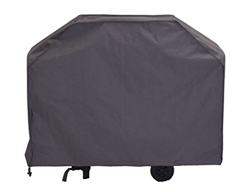 Patio Watcher 64 Inches Grill Cover,Outdoor Duable Water Proof Barbeque Grill Cover,Large Gas Grill Cover,Grey