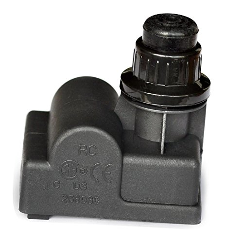 The Red BBQ 03340 Spark Generator 4 Outlet AA Battery Push Button Ignitor Replacement BBQ Gas Grill