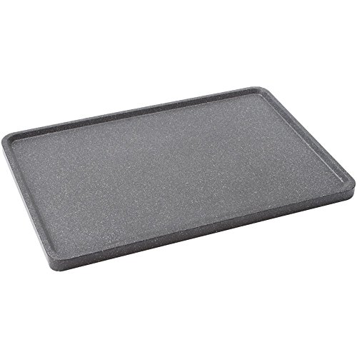 """STARFRIT 060739-003-0000 THE ROCK(TM) by Starfrit 17.75″"""" Reversible Grill/Griddle Pan Home, garden & living"""